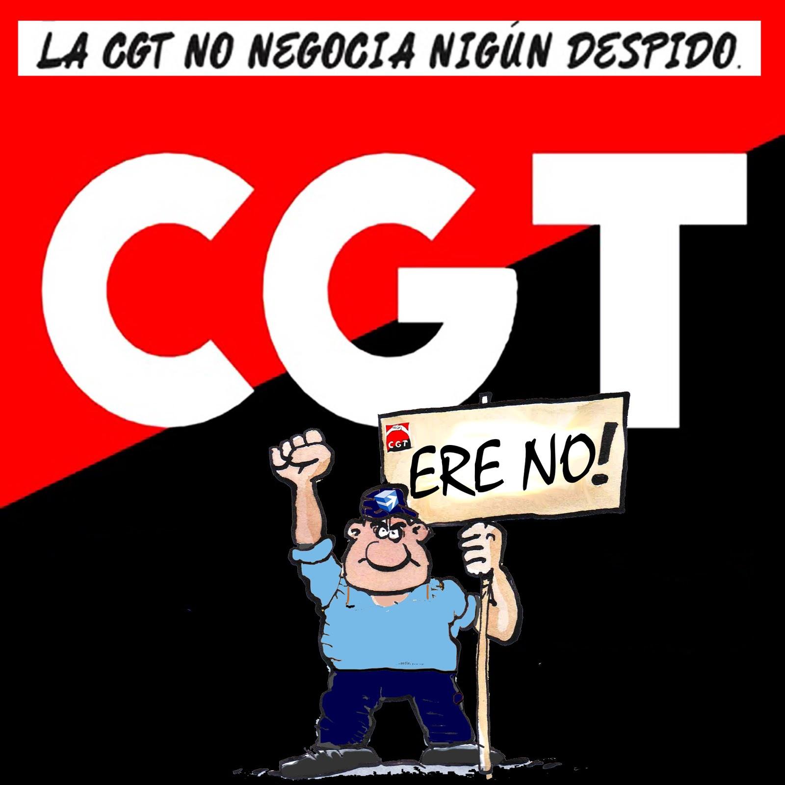 CGT ere no