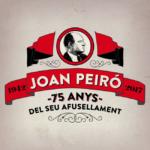 Joan Peiró aniversari 1917-2017