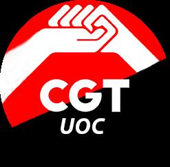 Logo CGT UOC