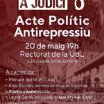 CGT UdL La Pública a Judici