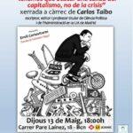 Decreixement xerrada Carlos Taibo 13 maig 2021