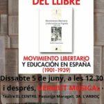 Moviment Llibertari i Educacio en Espanya